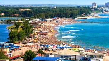 Vremea pe litoral. Care va fi temperatura apei mării în săptămâna 5 - 11 august în funcție de stațiune