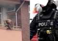 Atac cu arbaleta de la balcon, în Olanda. Doi oameni au murit și un altul a fost rănit
