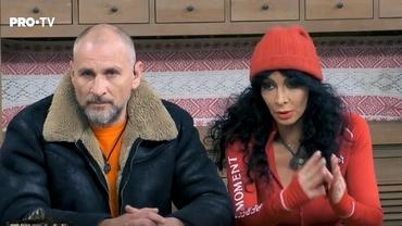 Mihaela Rădulescu a răbufnit la Pro TV şi a eliminat-o pe loc din Ferma pe Paula Pavel! Reacţia lui Brigitte Sfăt. VIDEO