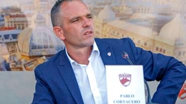 Dinamo intră în insolvenţă, Pablo Cortacero iese la atac! Mesajul acţionarului majoritar. Exclusiv