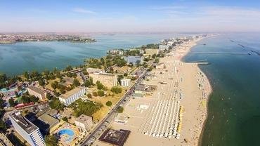 Temperatura apei mării în funcție de stațiune pentru săptămâna 15 - 21 iulie
