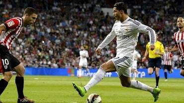 Program TV. Unde vedem Real Madrid - Athletic Bilbao