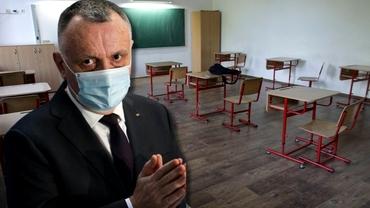 Ce se întâmplă cu școlile și grădinițele din septembrie! Scenariile în care se vor închide unitățile de învățământ