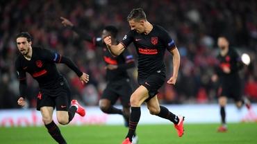 Liverpool - Atletico Madrid 2-3 în optimile Champions League. Campioana Europei, eliminată după un meci decis în prelungiri. VIDEO cu rezumatul