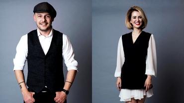 Cine sunt Alex Gavrilescu și Andra Marinescu, noii arhitecți de la Visuri la cheie. Când începe noul sezon la Pro TV