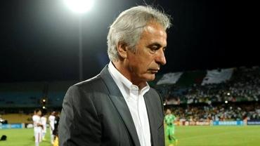 Reacţie VEHEMENTĂ a selecţionerului Algeriei: