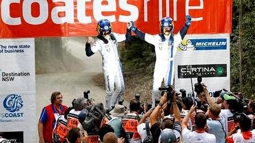 WRC: Victorie pentru Ogier în Australia