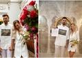 Liviu Teodorescu a spus adio burlăciei! S-a căsătorit cu iubita sa, Iulia Iacob. Primele imagini de la nuntă