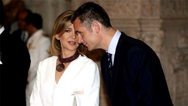 În Spania se poate! Fiica regelui Juan Carlos şi celebrul handbalist Inaki Urgandarin acuzaţi de evaziune fiscală