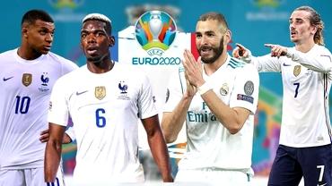 Franța, marea favorită la EURO 2020, mediocră în grupe. Mbappe, niciun gol. Cote cu bani pe drumul spre finală
