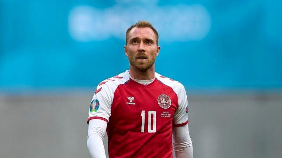 Christian Eriksen, în culmea fericirii după calificarea Danemarcei în semifinalele Euro 2020. Ce mesaj a postat pe rețelele de socializare