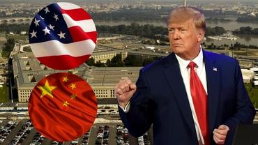 Ar fi putut ataca SUA, la ordinul lui Donald Trump, China? Acuze dure ale ofiţerului cu cel mai mare grad la Pentagon