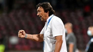 Dario Bonetti debutează încă un junior la Dinamo! Antrenorul