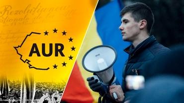 AUR participă la alegerile din Republica Moldova. Cine este liderul partidului din Basarabia. Are numai 26 de ani
