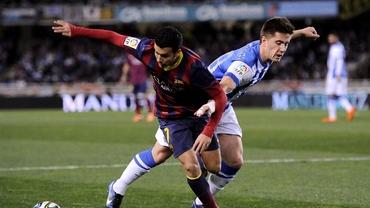 VIDEO / 1-1 cu Sociedad şi Barcelona se pregăteşte de finala cu Real Madrid
