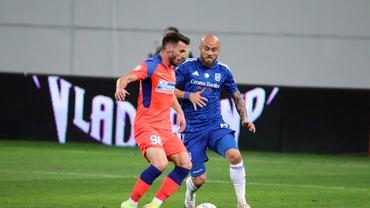 FC U Craiova - FCSB 0-1. Keşeru a adus a doua victorie consecutivă a lui Edi Iordănescu