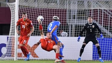 Macedonia de Nord - România 0-0. Un egal cât o victorie. Cum arată clasamentul Grupei J