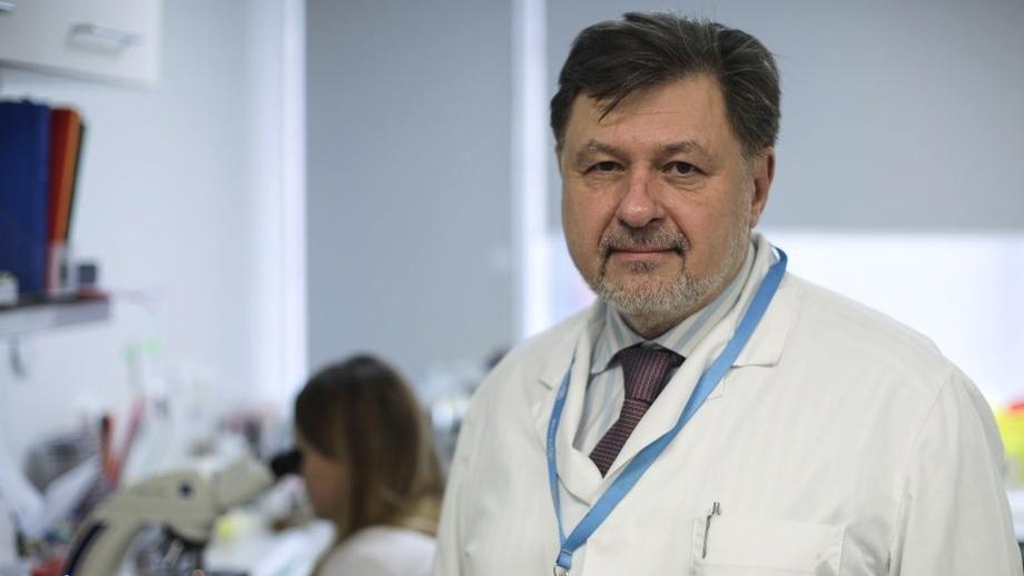 Alexandru Rafila vrea ca România să doneze Republicii Moldova o parte din vaccinuri
