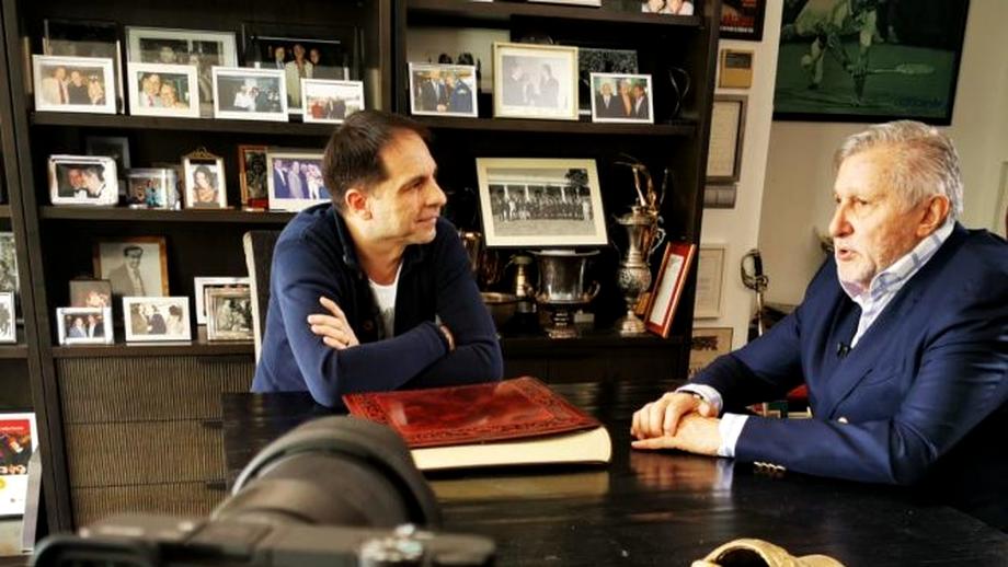 Dan Negru dezvăluie secretele lui Ilie Năstase: Înjurăturile lui Țiriac, Joe Biden - păcălit și pumnul din falca lui Muhammad Ali