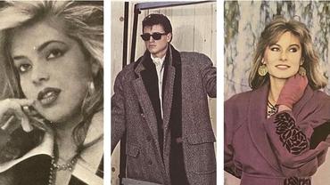 Cum arătau modelele din România în anii 80 față de cele din prezent. Diferențe uriașe de stil: buzele de rață și posteriorul pompat cu silicon nu existau