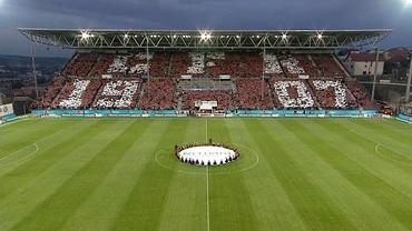 Galeria CFR-ului amenință cu neprezentarea la meciul cu Dinamo! Ce i-a nemulțumit pe suporteri