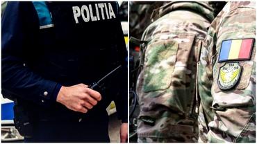 Tânăr de 19 ani, snopit în bătaie de un militar și un polițist, în județul Olt