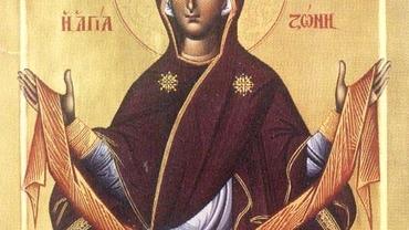 Punerea în raclă a Brâului Maicii Domnului, pe 31 august. Rugăciunea către Fecioara Maria pe care e bine să o spui în această zi
