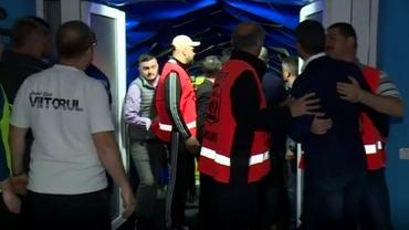 Dani Coman a cedat nervos la finalul meciului Viitorul - Astra. A fost la un pas de bătaie. Video