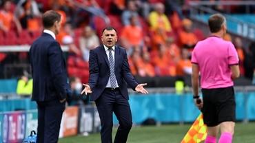 """EURO 2020, faza grupelor. Primul selecționer care demisionează după turneul final: """"A fost o plăcere"""""""