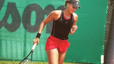 Raluca Șerban, noua stea din tenisul feminin... cipriot? Românca a eliminat o finalistă de la Roland Garros