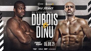 Bogdan Dinu, șansă imensă la istorie. Dacă îl învinge pe Daniel Dubois, va lupta pentru titlul mondial WBA! Unde se vede meciul