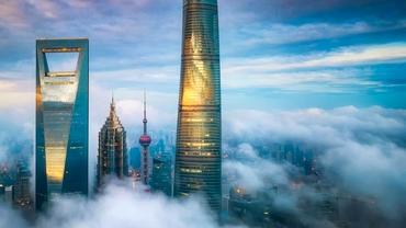 Cel mai înalt hotel din lume se află la Shanghai. Prețul enorm al celei mai scumpe camere. Foto