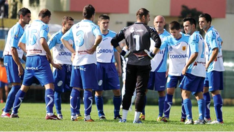 Corona - Vaslui 2-1 Braşovenii, la prima victorie din noul sezon
