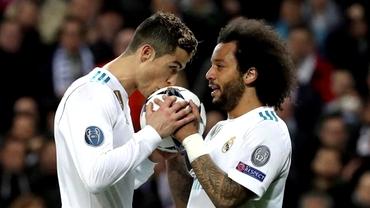 Cristiano Ronaldo își cheamă cel mai bun prieten la Juventus. Brazilianul Marcelo, gata să părăsească Real Madrid