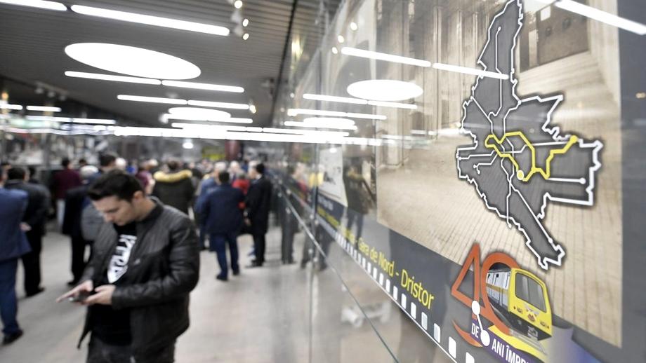 Montarea panourilor de protecție la metrou, un vis tot mai departe de realitate. De ce nu vom avea niciodată parte de siguranță în staţii