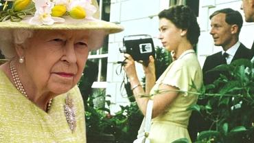 Regina Elisabeta a II-a și Prințul Philip, tineri și la piscină! Imaginile secrete care au ieșit la iveală