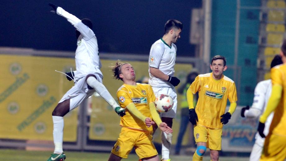 FC Vaslui a pierdut, gratis, un super jucător! Astra şi Petrolul au intrat pe fir