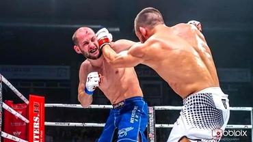 """Alexandru Mezei, antrenament de campion pentru Blood Fight League: """"Alerg 40 de kilometri pe săptămână"""". Job surpriză în Dubai"""