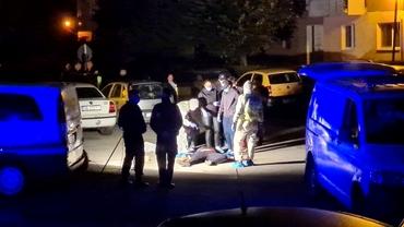 Omor în plină stradă. Un tânăr de 28 de ani a fost înjunghiat la Sibiu