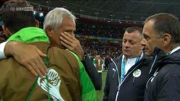 VIDEO / Lacrimi şi demisii în optimile Cupei Mondiale