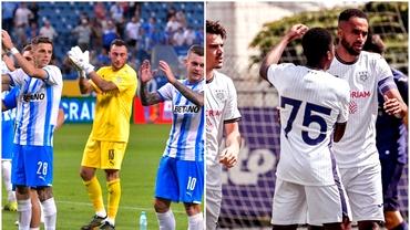 Singura veste bună pentru U Craiova înaintea duelului cu Anderlecht! Oltenii, capi de serie în play-off-ul pentru grupele Conference League