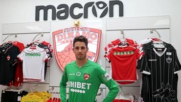 Riccardo Piscitelli a semnat cu Dinamo! Anunțul oficial al