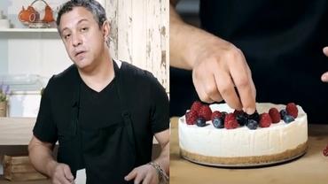 Rețeta de prăjitură fără coacere a lui Sorin Bontea. Sfaturi și indicații pentru un desert delicios