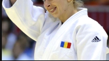 Reacţia Alinei Dumitru după umilinţa de la Judo! Ce a postat judokana pe un site de socializare