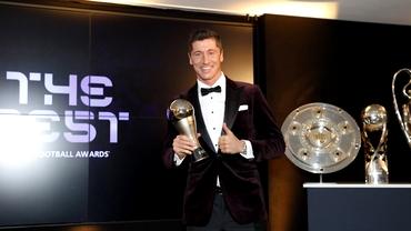 """Robert Lewandowski i-a """"răpus"""" pe Leo Messi și Cristiano Ronaldo în 2020. Reacția portughezului"""