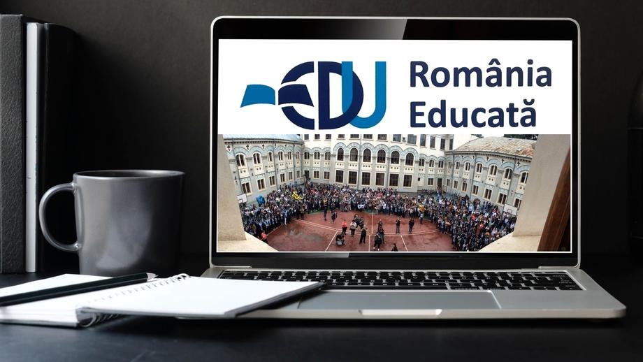 """Cum vor învăța elevii de la liceul Gheorghe Lazăr, prima unitate care implementează proiectul pilot """"România Educată"""". La ce materii vor studia strict online"""