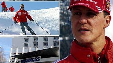 Anunţul TERIBIL al medicilor despre starea lui Schumacher