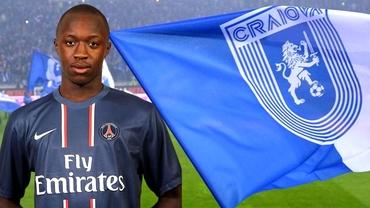 U Craiova transferă fundaş kamikaze: Antoine Conte, fost la PSG, cu 50 meciuri în Ligue 1, a semnat cu Ştiinţa. Pe 16 iunie a scăpat de închisoare! Exclusiv