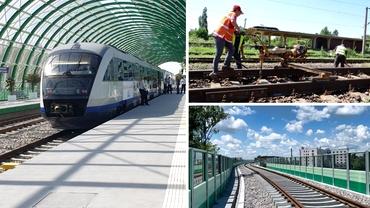 """Linia de cale ferată dintre Gara de Nord și Otopeni intră în reparaţii iar, la nici un an de la inaugurare. """"Trenul se zgâlţâie destul de tare"""""""