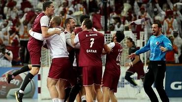 SURPRIZE! Qatar, la un PAS de finala CM de handbal!